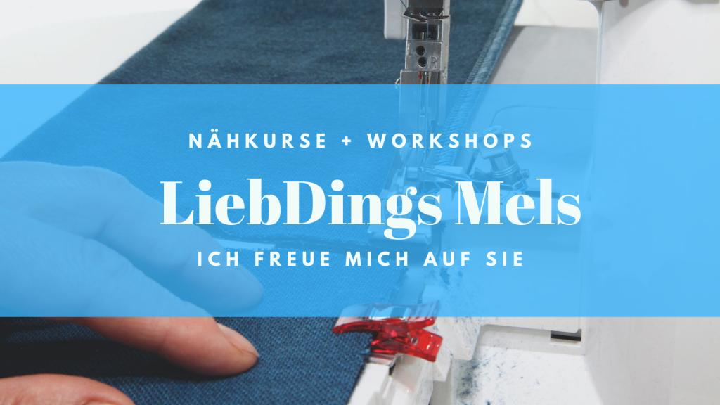 LiebDings Mels. Hier finden Kurse geleitet von Gaby Seeberg in Kleingruppen statt.