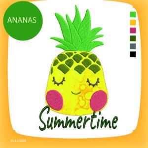 Stickdatei: Ananas 221.1.1.0201