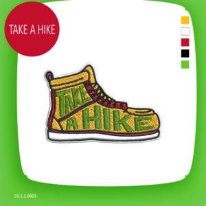 Stickdatei: Take a hike 21.1.1.0603